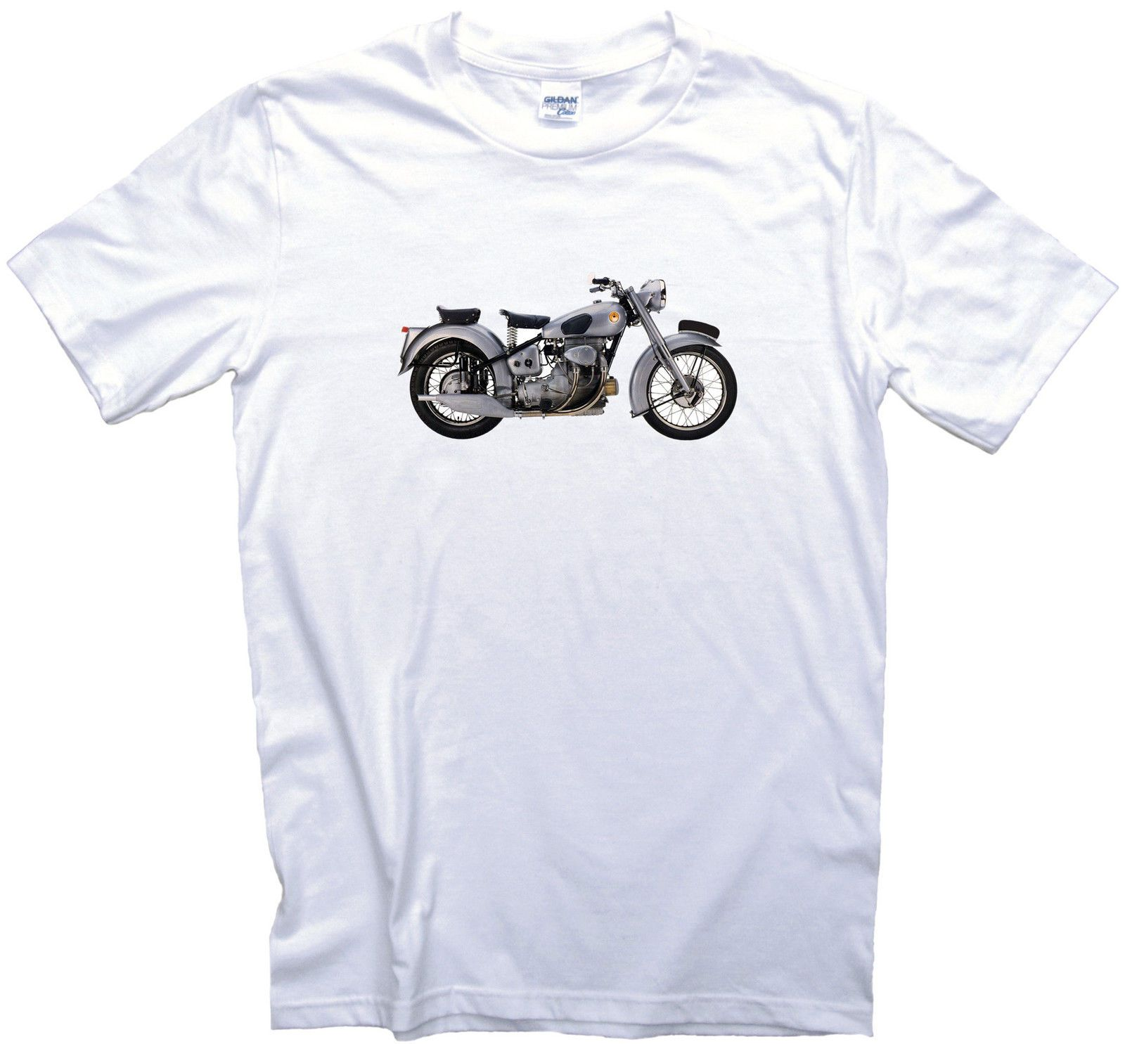 Sunbeam S8 Vintage Motorcycle T Shirt 12 Sizes Classic